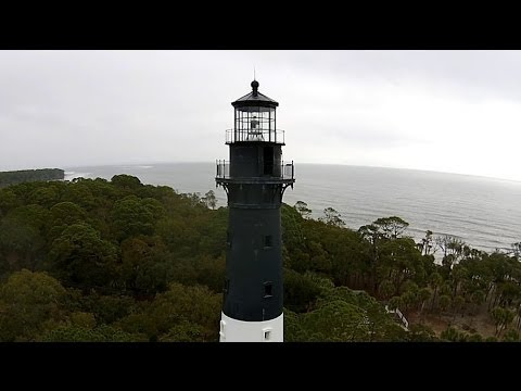 Hunting Beach Lighthouse, Hunting Island State Park SC