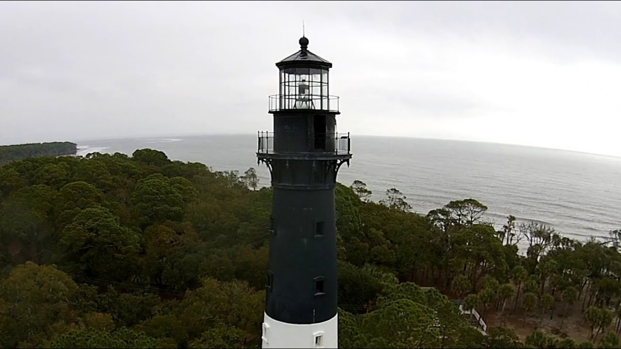 Lighthouses On The Beach In South Carolina Pictures Of