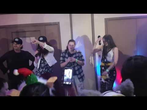 Man I feel like a woman  ~  AHBL XMAS2 Karaoke SYDNEY