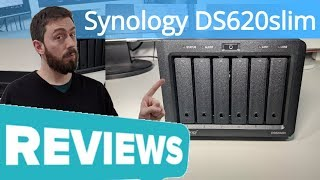 Synology DS620slim NAS Hardware Review