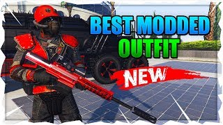 GTA 5 ONLINE - BEST ARENA WAR MODDED APOCALYPTIC OUTFIT! (BEST MODDED OUTFITS 1.46)