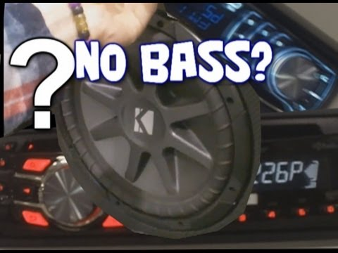 BEST BUY... Has NO MORE BASS???