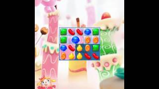 Candy Crush Friends Saga Level 1