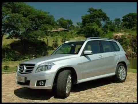 Auto Esporte Mercedes Benz Glk 2009 Youtube