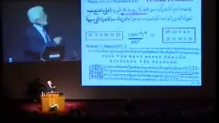 Lecture on Astronomy in Muslim History by Christian Professor George Saliba