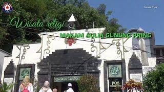 Makam Aulia Gunung Pring   Wisata Religi   Magelang