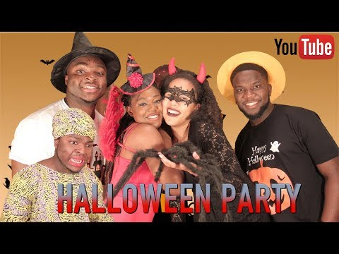 AFRICAN HOME: HALLOWEEN PARTY Mp3
