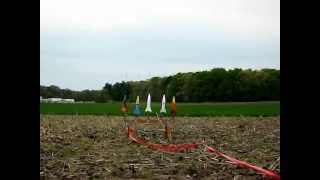 rocket drag race