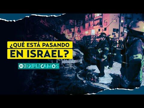 ¿Qué está pasando en Israel? Origen y lo que debes saber del conflicto entre israelíes y Palestina