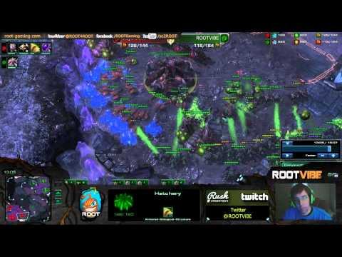ZvZ Tournament Match Analysis