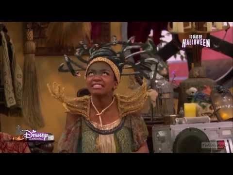Disney Channel HD Spain Halloween Continuity and Ident 2015 hd1080