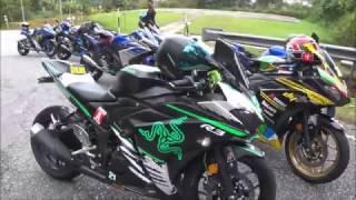 Yamaha R25 - Customized paint, etc.
