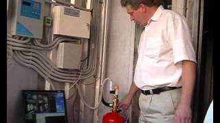 новатэк(Огневые испытания установки газового пожаротушения на базе огнетушащего вещества 3M Novec 1230. Испытательный..., 2012-02-10T18:20:00.000Z)