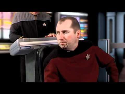 """Star Trek: Intrepid - """"Transitions and Lamentations"""""""