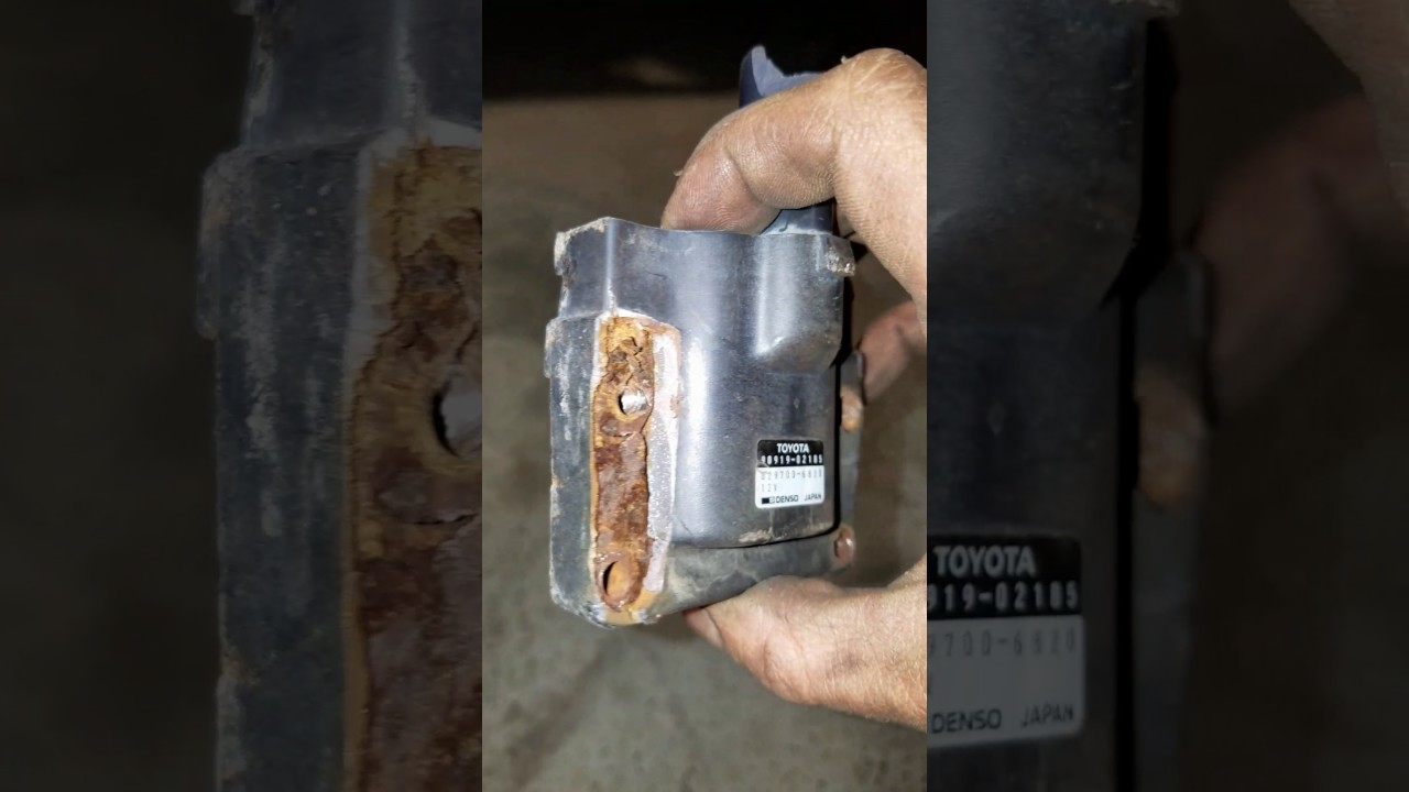92 toyota mr2 fuel pump issue [ 1280 x 720 Pixel ]