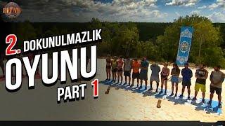 2. Dokunulmazlık Oyunu 1. Part   32. Bölüm   Survivor Türkiye - Yunanistan
