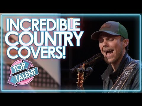 Best COUNTRY Performances 2018! | Top Talent