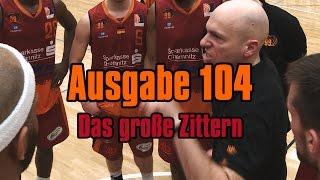 NINERS360 Ausgabe 104 - Das große Zittern | NINERS Chemnitz vs. ETB wohnbau Baskets Essen - 50:61