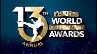 The World MMA Awards Lifetime Achievement Award Winners (2009-2019)
