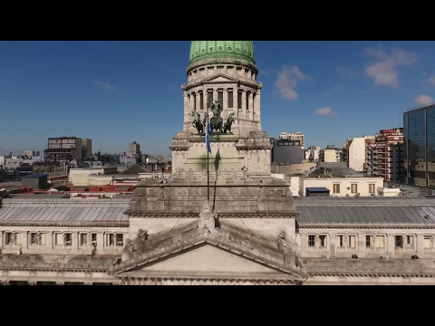 BUENOS AIRES DRONE 4k