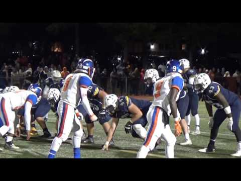 Millville 22 Toms River North 16 South Jersey Group 5 Finals