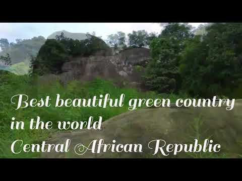 Africa.most beautiful country in the world calld central african Republic (প্রাকৃতিক সুন্দর দেশ)