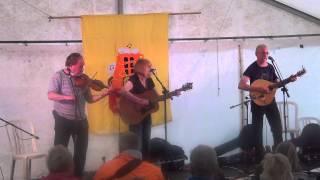 Nelson Peach@Moira Furnace Folk Festival 2013