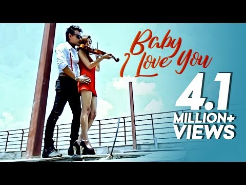 Baby I Love You ( Aakhama Aayera ) - Santosh Khadgi Ft. Prashna Shakya | New Nepali Pop Song 2015