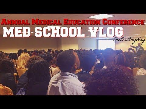 Medical Conference | Med School Vlog #17
