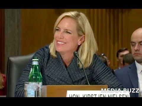 DHS Secretary Kirstjen Nielsen Senate Testimony 5/15/18 (Full Hearing)