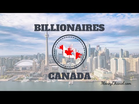 10 Richest People In CANADA 2019