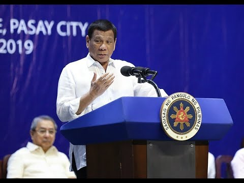 Duterte declares National Bible Day as a special working holiday