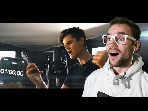 400 WORTE in 1 MINUTE!! (Rap-Challenge von Simon Will) | Oskar | REACTION