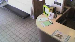 Business Video Security - Monitoring lobby of an Office