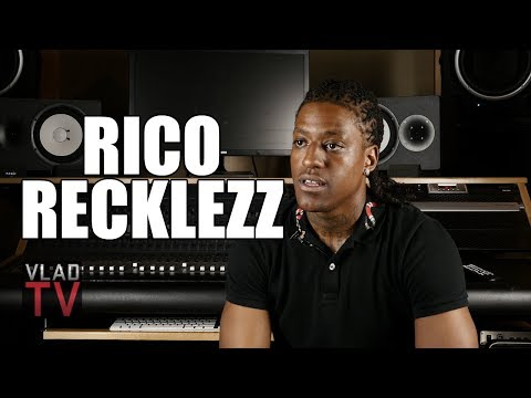 Rico Recklezz on TaySav Altercation, Being in Jail with Young Pappy (Part 1)