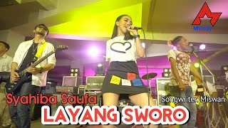 Syahiba Saufa - Layang Sworo [OFFICIAL]