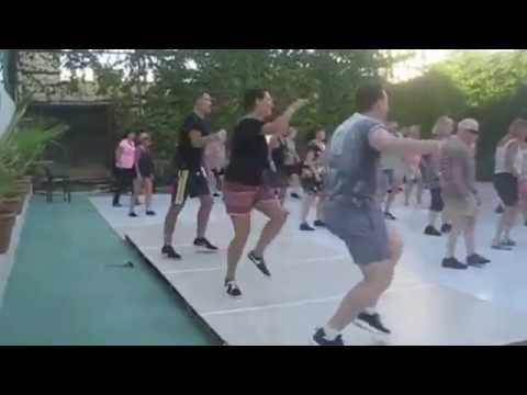 Italiano line dance by Rachael McEnaney, Shane McKeever & Niels Poulsen