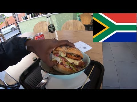 Cape Town, South Africa Day 1. Vegan Food around here?