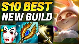 *NEW BEST BUILD* FOR SEASON 10?! FULL AP *40% CDR* TEEMO BUILD!! | League of Legends (Preseason 10)