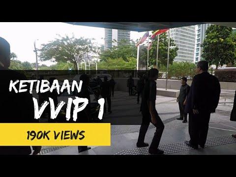 Bodyguard TPM Datuk Seri Wan Azizah.