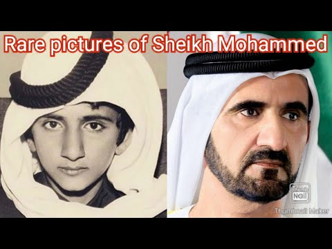 Rare Pictures Of His Highness Sheikh Mohammed Bin Rashid Al Maktoum (محمد بن راشد آل مكتوم‎)