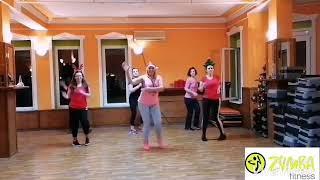 ZUMBA FITNESS - ESTA NOCHE - MM 72