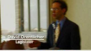 Orentlicher for Congress first campaign ad