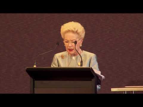 2017 Bob Rose Lecture - Susan Alberti AC