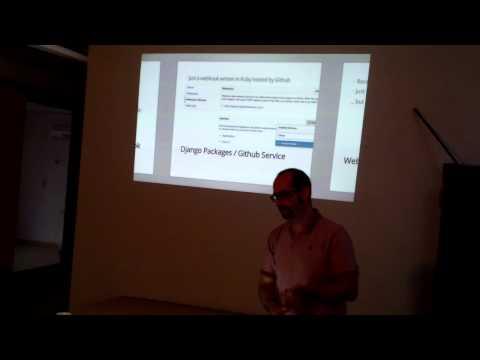 Daniel Greenfeld - Python & Django Webhooks Part 1