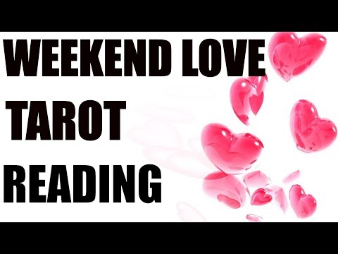 I Want To Commit To You - Weekend Love Tarot Reading - ���