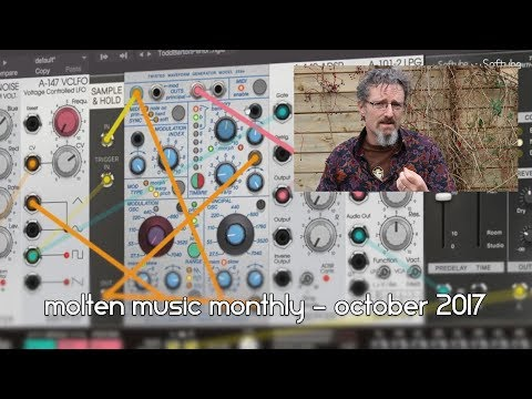 Molten Music Monthly - October 2017