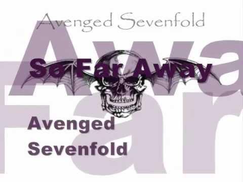 Avenged Sevenfold - So Far Away [Traduzione Ita.]