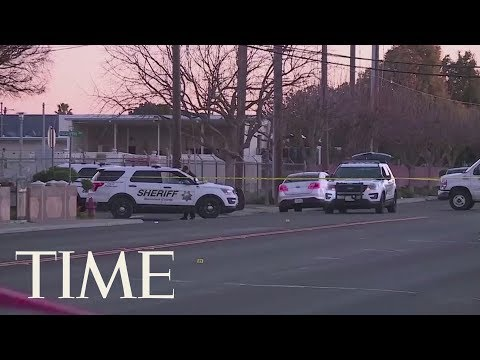 California Authorities Are Searching For A Man Suspected Of Killing A Police Officer | TIME