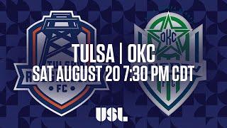 Tulsa Roughnecks FC vs OKC Energy FC full match